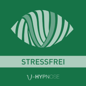 V-Hypnose Hörbuch Stressfrei Cover